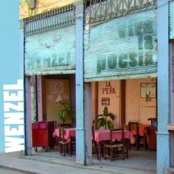 "CD ""Viva la poesía"" Wenzel"