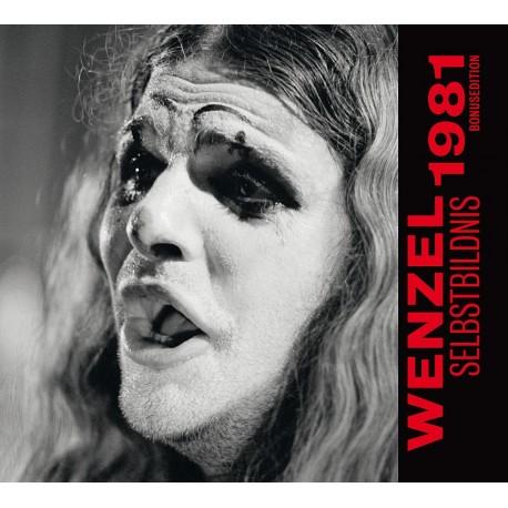 "CD Wenzel ""Selbstbildnis 1981"" Bonusedition"