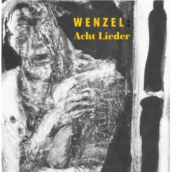 """CD Wenzel """"Acht Lieder"""""""