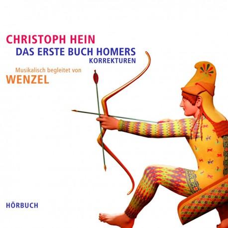 """DO-CD Hörbuch """"Das erste Buch Homers - Korrekturen"""""""