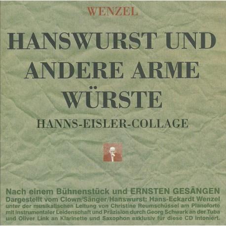 """CD """"Hanswurst und andere arme Würste"""""""