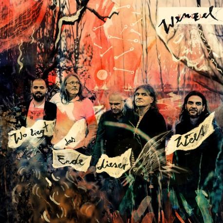"""Vinyl LP """"Wo liegt das Ende dieser Welt"""""""