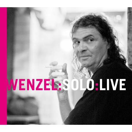 "DO-CD ""Wenzel:Solo:Live"""