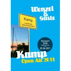 "DVD ""Kamp Open Air 2011"""