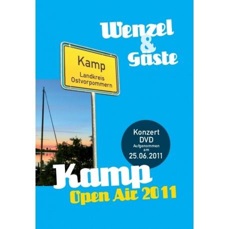 """DVD """"Kamp Open Air 2011"""""""