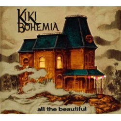 "CD Kiki Bohemia ""All The Beautiful"""